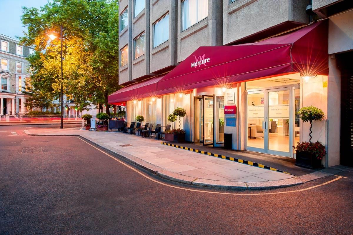 Mercure Kensington Safe London Hotel Near Kensington High Street