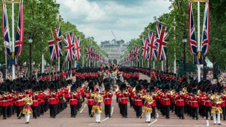Trooping The Colour | Queen's Birthday Parade | London In June
