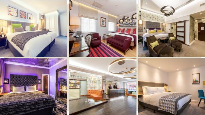 friday london black hotel sale