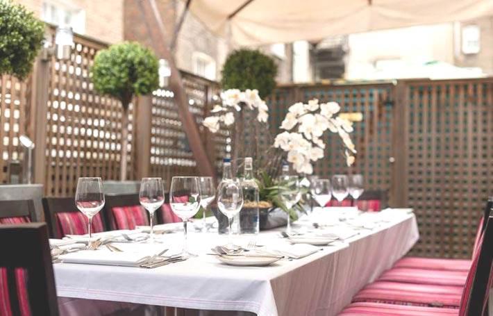 Mercure London Hyde Park Hotel Terrace